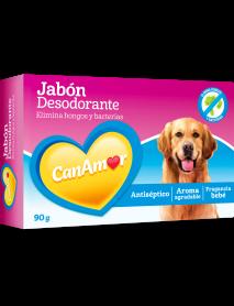 Jabón Desodorante Perro - site